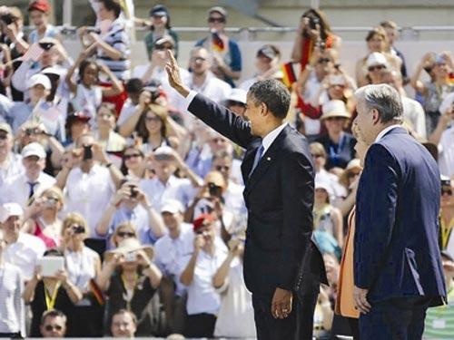 Ông Obama: Ánh hào quang nhạt nhòa - 1