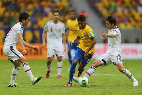 Brazil: Thách thức cúp vàng thế giới - 1