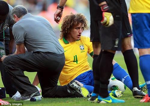 Chelsea chú ý: PSG muốn có Luiz - 1