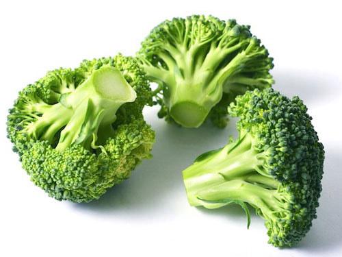 Bảo vệ da bằng dịch bông cải xanh - 1