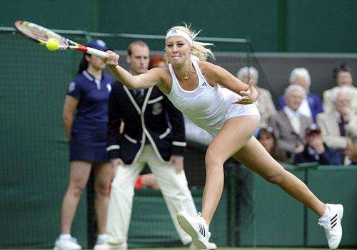 Sharapova - Mladenovic: Bản lĩnh trận mạc (V1 Wimbledon) - 1