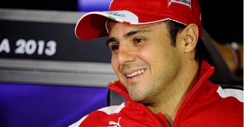 """F1: Massa không sợ """"bị đá"""" khỏi Ferrari - 1"""