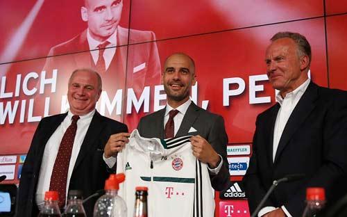 """Pep-Bayern có phá """"di sản"""" của Heynckes? - 1"""