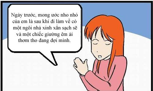 Truyện tranh: Cách hay để vợ chiều mình - 1