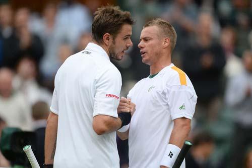 Murray vô đối ở Vương quốc Anh (Nhật ký Wimbledon ngày 1) - 1