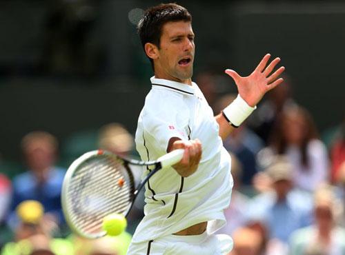 Djokovic - Mayer: Chạy đà suôn sẻ (V1 Wimbledon) - 1