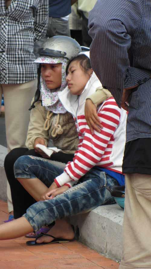 Đà Nẵng: Nam thanh niên nhảy cầu tự tử - 1