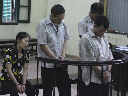 3 án tử cho băng nhóm buôn ma túy - 1