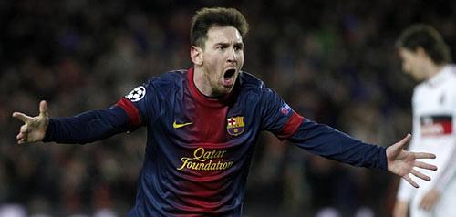 Messi tuổi 26: Vượt lên các huyền thoại - 1