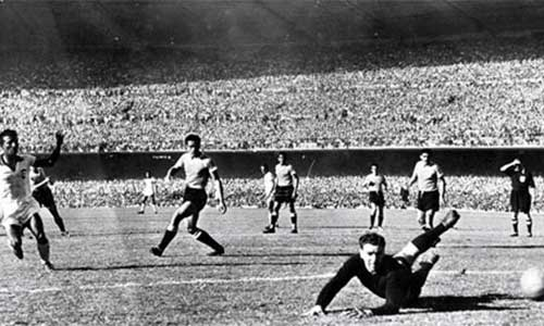 Brazil-Uruguay: Những trận đấu đáng nhớ - 1