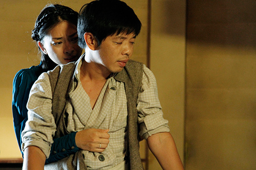 Thái Hòa khổ vì làm chồng Vân Ngô - 1