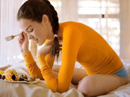 Điều trị nhiễm nấm bằng chế độ ăn - 1