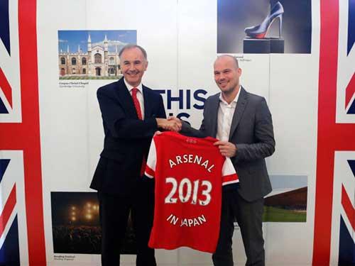 Đi coi Arsenal làm gì - 1