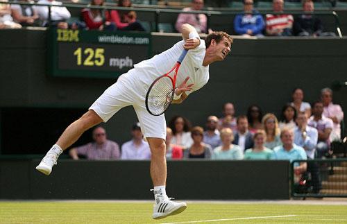 Murray - Lu: Vững bước tiến (V2 Wimbledon) - 1