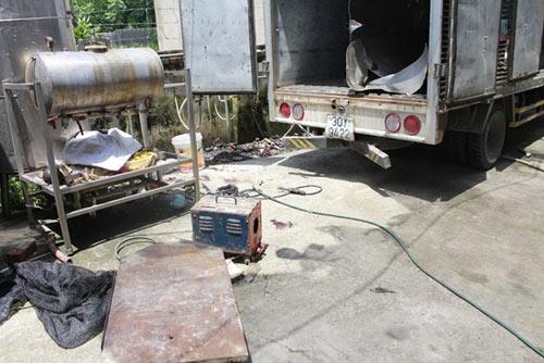 HN: Hé lộ nguyên nhân vụ nổ ở xưởng bia - 1