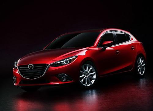 Mazda3 2014: Đẹp mã và hiện đại hơn - 1