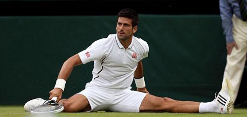 Djokovic - Reynolds: Dập tắt cú sốc (V2 Wimbledon) - 1