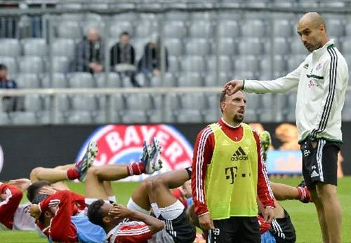 Guardiola – Bayern: Cách mạng từ Ribery - 1