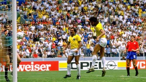 Brazil tái ngộ TBN sau 27 năm - 1