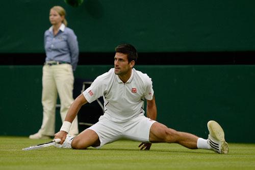 """Djokovic: """"Chủ quan là chết"""" - 1"""