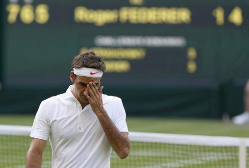 Wimbledon điên rồ thì không thể vĩ đại - 1