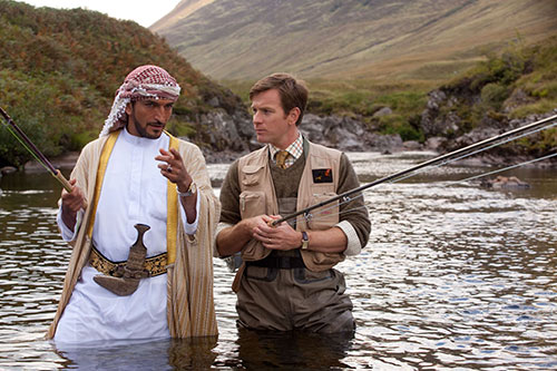 Trailer phim: Salmon Fishing In The Yemen - 1