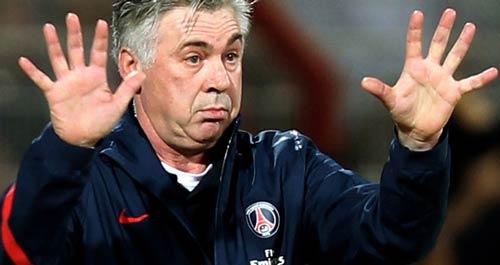 "Ancelotti rời PSG: Ai ""phản"" ai? - 1"
