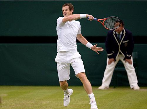 Murray - Robredo: Băng băng tiến bước (V3 Wimbledon) - 1
