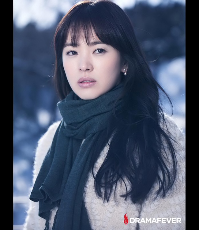 Song Hye Kyo hiện là một trong nữ diễn viên HànQuốc được yêu thích nhất hiện nay.