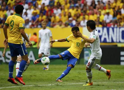 Neymar: Trận CK của đẳng cấp - 1