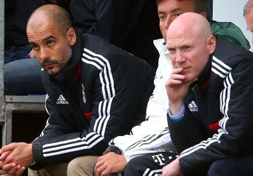 Pep ra mắt, Bayern thắng 15-1 - 1