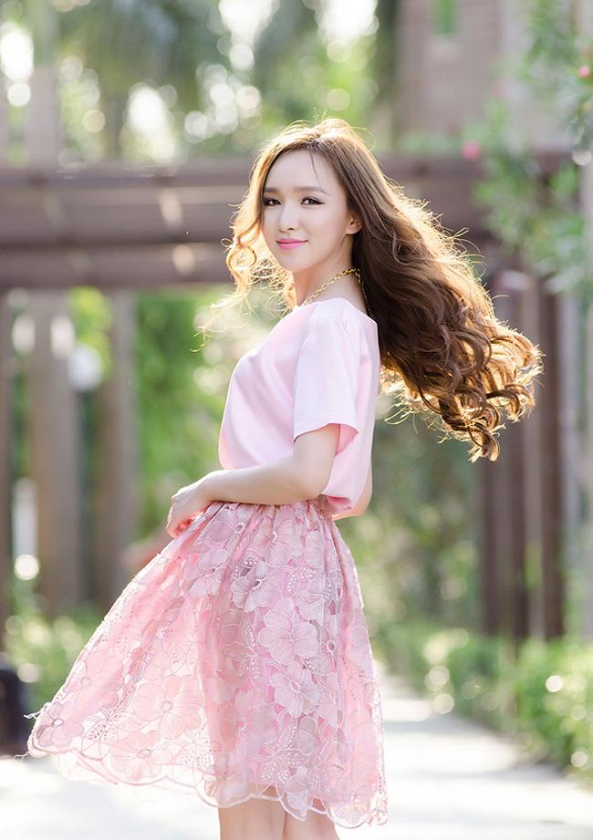 Sau gần 2 năm đăng quang Miss Teen 2011, Cao Thanh Thảo My ngày càng xinh đẹp, rạng rỡ
