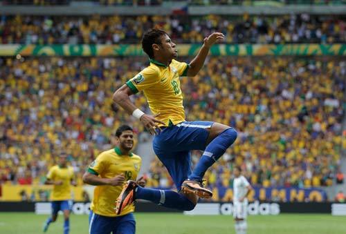 Nhà cái: Neymar tỏa sáng, Brazil vô địch - 1