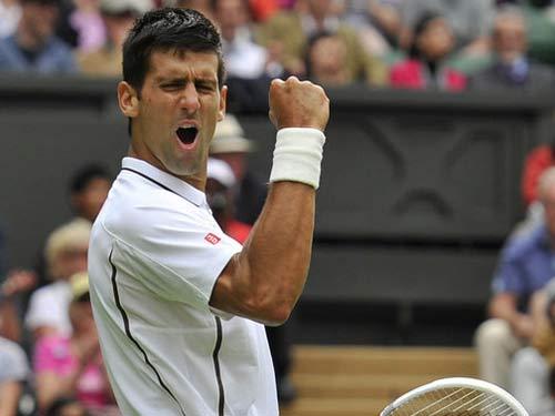 Djokovic vui vì Federer&Nadal bị loại sớm - 1