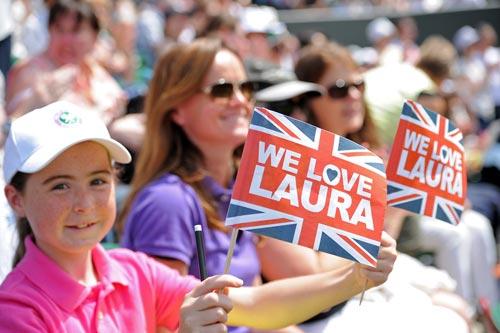 Wimbledon nghỉ thi đấu (Nhật ký Wimbledon ngày 6) - 1