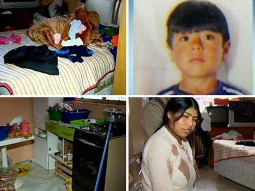 Brazil: Cướp bắn chết bé 5 tuổi trên tay mẹ - 1
