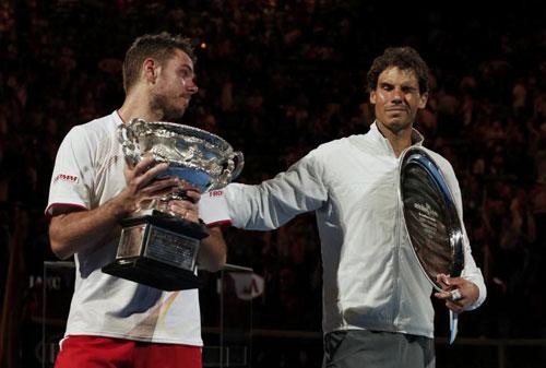 ATP 1/4 mùa giải: Thụy Sĩ không chỉ có Federer (P1) - 1