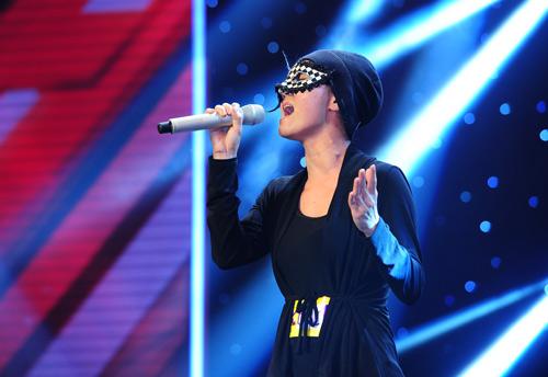 Anh Thúy xin rút khỏi The X-Factor - 1