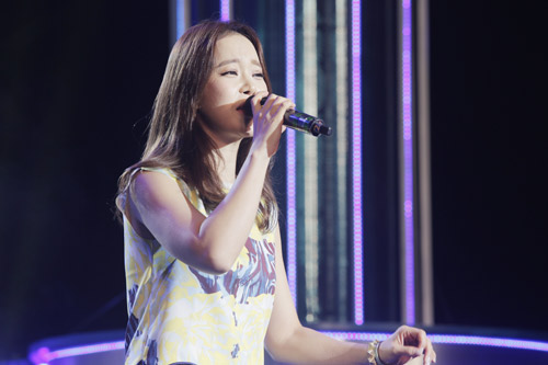 Diva nhạc Hàn chỉ giáo cho thí sinh Ngôi sao Việt - 1
