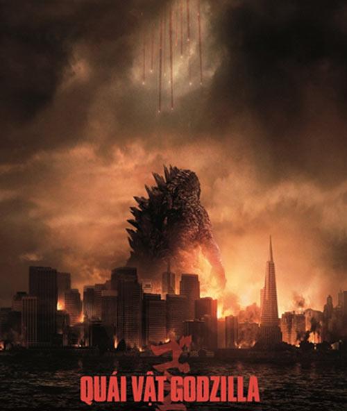 Godzilla 2014: Quái vật huyền thoại trở lại - 1
