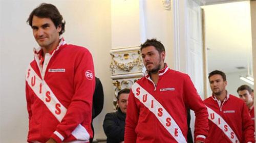Thụy Sĩ có thể vô địch Davis Cup với Federer và Wawrinka - 1