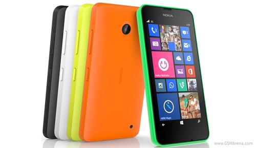 Nokia Lumia 630 và Lumia 635 giá rẻ ra mắt - 1