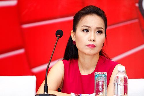 Cẩm Ly sợ bị chê trên ghế nóng The Voice Kids - 1