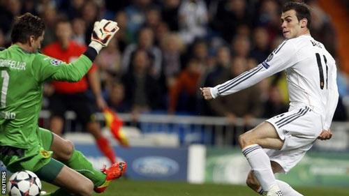 """Khi Bale hóa thân thành """"phù thủy ảo giác"""" - 1"""
