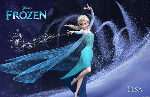 Frozen phá kỷ lục Phim hoạt hình có doanh thu cao nhất - 1