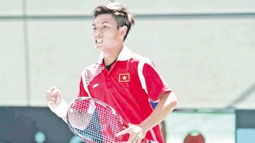 Phó Chủ tịch Liên đoàn quần vợt chỉ trích B.Bình Dương - 1