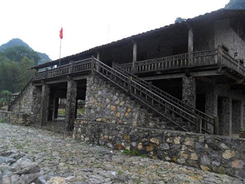 """Độc đáo làng """"đá"""" ở Cao Bằng - 2"""