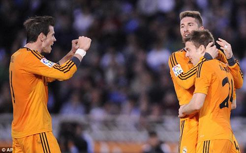 """""""Real sẽ đua tới cùng với Atletico và Barca"""" - 1"""