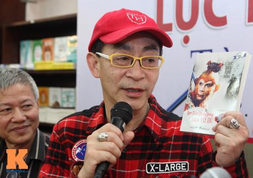 """""""Tôn Ngộ Không"""" mời người Việt đóng Tây Du Ký - 5"""