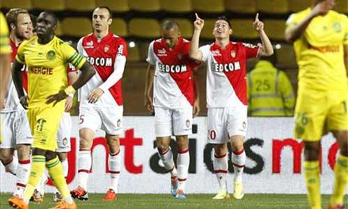 Monaco - Nantes: Sức mạnh hàng công - 1